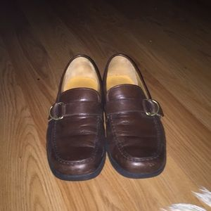 Men's POLO leather loafer